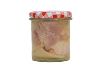 Kuracie mäso vo vlastnej šťave 320 g