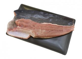 Klárka - Sumček africký (filet s kožou) 1 kg